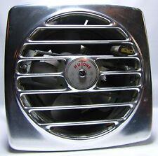 Nutone Vintage Bathroom Utility Fan Model No. 822 Chrome Works