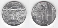 AUSTRIA - SILVER 10 EURO BU COIN 2008 YEAR KM#3157 KLOSTERNEUBURG ABBY