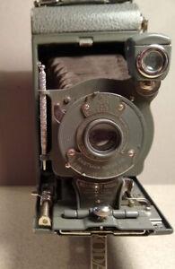 Kodak No, 1 Pocket Kodak Camera with Case