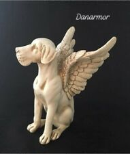Dog Memorial Angel Figurine (slight imperfections/seconds)