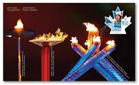OLYMPIC GAMES = CANADA 150 = FDC, OFDC w/ booklet stamp Canada 2017