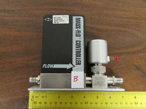 MKS Mass-Flo Controller 2179A Argon Ar 100 SCCM Used
