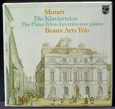 Mozart Trios Beaux Arts Trio Philips Austria 6858 672/3 2 x LP & BX EX
