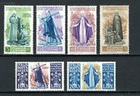 Italy 1948 600th Anniversary of Birth of St Catherine of Siena set MH
