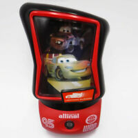 Disney Pixar CARS NIGHTLIGHT Lightning McQueen Energizer WORKS
