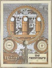 2008 The Raconteurs - Vancouver Ii Silkscreen Concert Poster S/N by Rob Jones