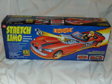 Cap Toys: Stretch Armstrong-  Stretch Limo.. Advanced Stretching Vehicle.. NIB