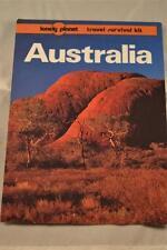 POSTCARD Lonely Planet Australia Unused