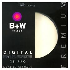 B + W XS-Pro UV-Haze MRC nano Digital 010 Filtro - 49mm
