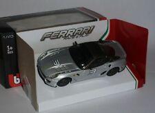 Ferrari 599XX 1:43 Silver by Burago