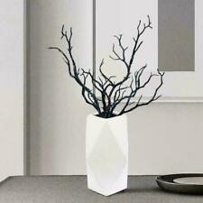 Artificial Peacock Coral Branches Plastic Plants Dried Wedding Home Tree De N2R4