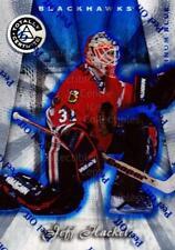 1997-98 Pinnacle Totally Certified Platinum Blue #30 Jeff Hackett