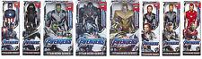 Marvel Avengers:Endgame Titan Hero 12-Inch Action Figures hulk+thanos+black pant
