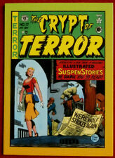 TALES FROM THE CRYPT - Card #061 - CRYPT OF TERROR COVER APRIL 1950 JOHNNY CRAIG