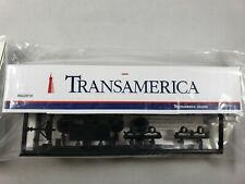 Walthers HO Scale Transamerica 48' Stoughton Trailer Unassembled Kit 933-1905