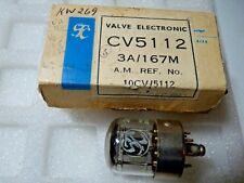 3A/167M STC CV5112  New Old Stock  B  Valve Tube 1pc PT