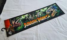Jurassic Park Dinosaurs Printed Rubber Backed Bar Runner Mat Licensed 89x25cm