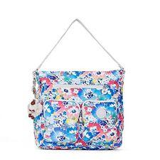 Kipling Women's Tasmo Printed Crossbody Bag One Size In Bloom