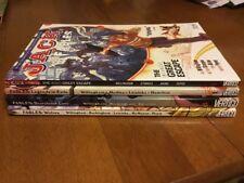 Lot Of 4 Jack FABLES Vertigo Graphic Novels TPB 1, 1, 3, 8 Willingham Leialoha