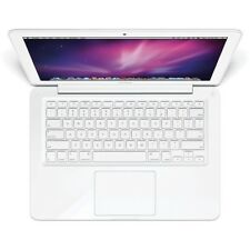"Apple White MacBook 13.3"" Notebook Intel 2.10GHz WiFi 2GB RAM 160GB HDD Mac OSX"