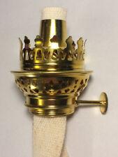 New #14 Solid Brass Kosmos Oil Kerosene Lamp Burner With Wick #OB634