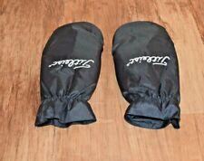 Titleist Golf Cart Winter Mitts / Gloves - Black - Mitt Glove New / UNUSED