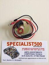 FIAT 500 F/L/R 126 KIT ACCENSIONE ELETTRONICA MAGNETICA SENZA PUNTE CONDENSATORE