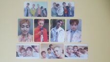 SHINee 6th Album - THE STORY OF LIGHT EP.1 & EP.2 Photocard Set (9pcs) SM Kpop