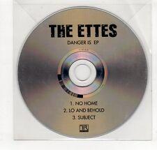 (GP370) The Ettes, Danger Is EP - DJ CD