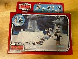 Vintage 1982 Kenner Star Wars Micro Collection Hoth Turret Defense Playset