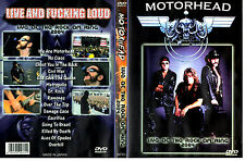 Motorhead-Live Rock AM Ring 2004-DVD/NICE!