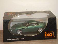 Aston Martin V12 Vanquish - Ixo Models 1:43 in Box *37169