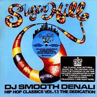DJ SMOOTHDENALI Sugar Hill The Dedication Classic 80s Hip Hop Rap Mixtape MIX CD