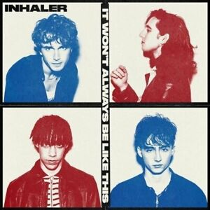 Inhaler - It Won't Always Be Like This - CD Album (Released 9th July 2021) New
