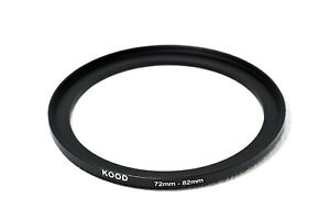 72mm-82mm 72-82 Stepping Ring Filter Ring Adapter Step up