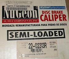 Front Brake Caliper, Right - Nugeon 22-02313R