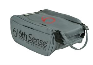 6th Sense Large Bait Bag - Gray