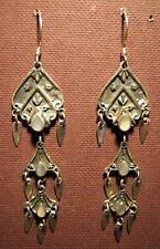Ohrhänger,925er Silber,je 3 weiße Perlmuttsteine