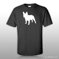 French Bulldog T-Shirt Tee Shirt Gildan S M L XL 2XL 3XL Cottondog canine pet