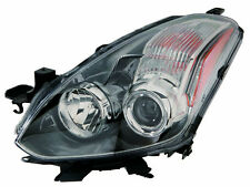 For 2010-2012 Nissan Altima Coupe New Left/Driver Side Halogen Headlight Assy