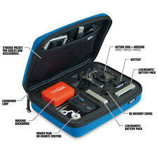 GOPRO SP STORAGE CASE BLUE FOR HERO HD 1 2 3 3+ CAMERAS & ACCESSORIES TRAVEL NEW