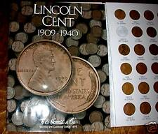 1909 - 1940 P ,D & S - 80 of 89 COINS - LINCOLN WHEAT CENT CIRCULATED COLLECTION
