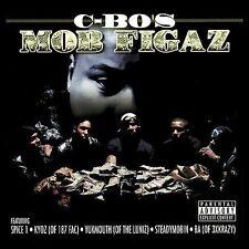 C-BO - C-Bo Mob Figaz - NEW CD (RARE O.O.P)