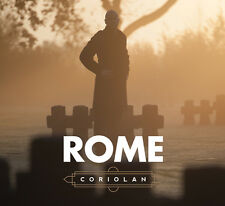 ROME Coriolan CD  Of the Wand and the Moon Death in June Forseti Spiritual Front