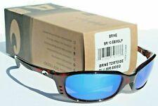 Costa Del Mar BRINE Sunglasses - Tortoise with Blue Mirror Lens