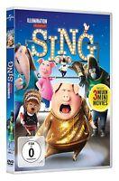 Sing (NEU/OVP/DVD) die Mitglieder einer Castingshow müssen zusammenhalten , um