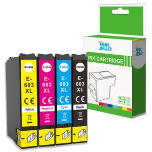 4 Ink Cartridge for Epson XP2100 XP2105 XP3100 XP3105 XP4100 XP4105