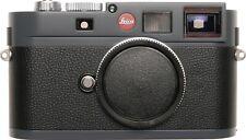 Leica M-E Digital 18 MP rangefinder camera anthracite gray Excellent