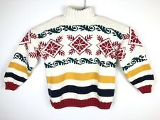 Vintage GAP Womens Sweater Pullover Size Small 100% Cotton Christmas Holidays