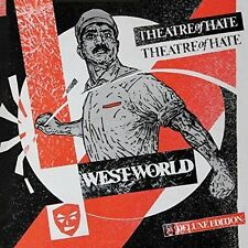 Theatre of Hate - Westworld (deluxe 3cd Boxset) 3 CD